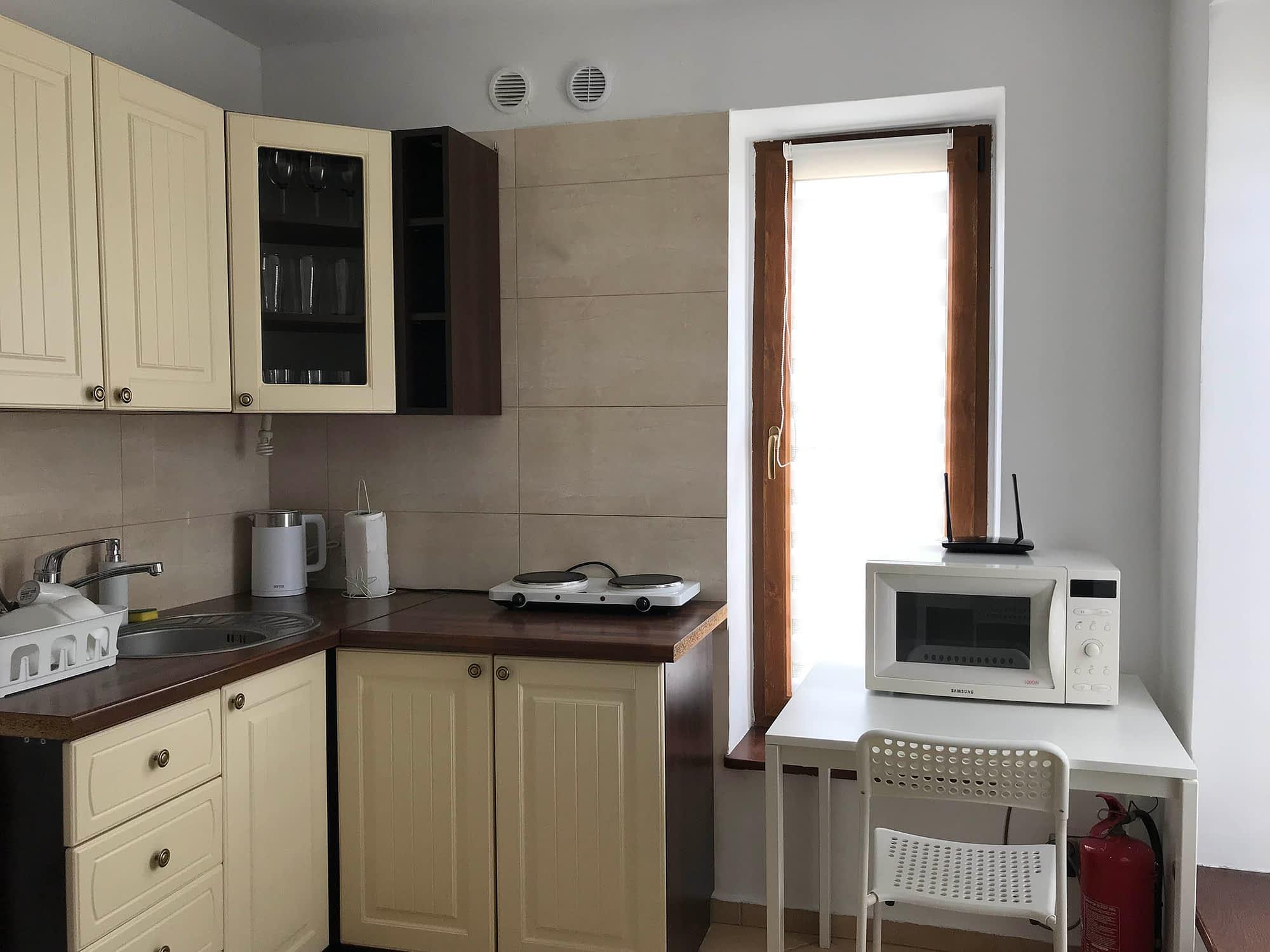 Willa Davia kuchnia 4